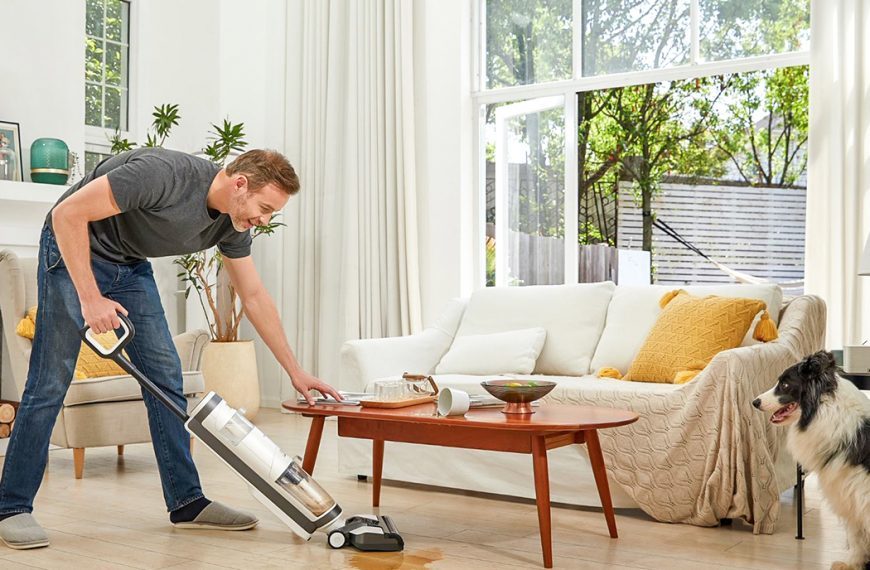 3 tips to quickly deep clean your living space