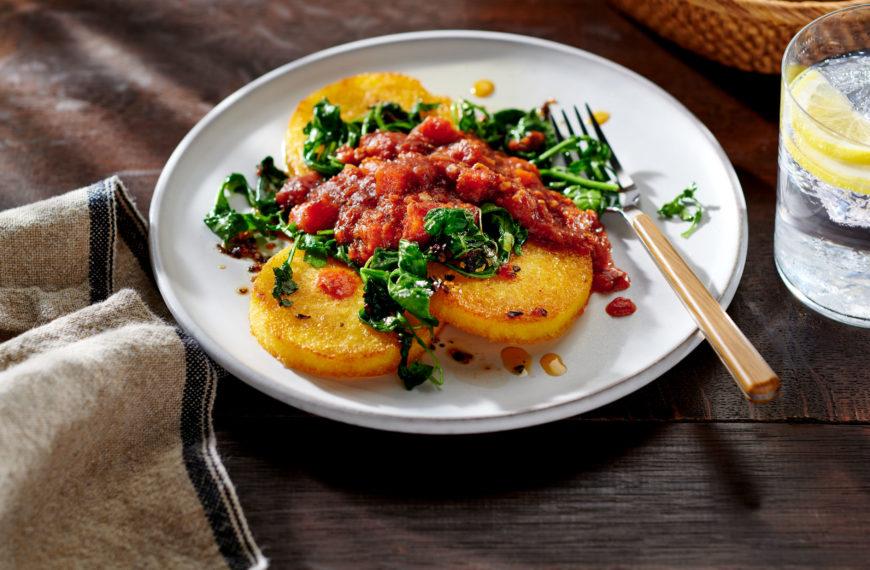 Simplify Dinnertime with Polenta