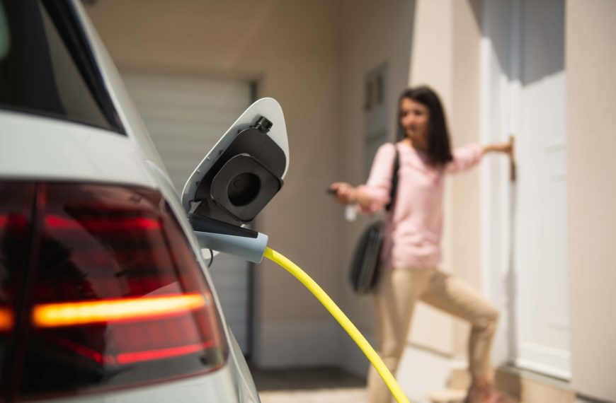 Considerations for installing an electric car charger at home